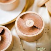 音樂盒 自然和家木質八音盒創意女生生日禮物閨蜜結婚星座卡農音樂盒xw好康免運