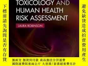 二手書博民逛書店A罕見Practical Guide to Toxicology and Human Health Risk As