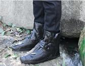 雨鞋男潮夏季套鞋韓版水靴水鞋防滑男士防水雨靴膠鞋高筒時尚靴子 後街五號
