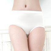 【露娜斯】液化鈦除臭天然木代爾材質夜安型生理褲【白】P6035