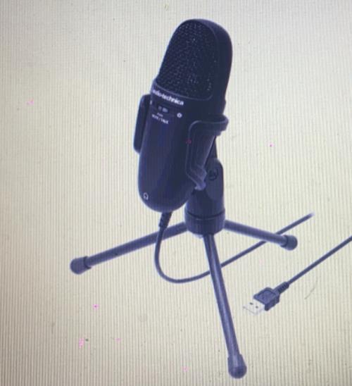 [COSCO代購] W131533 鐵三角高性能收音USB麥克風 AT9934USB