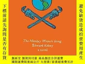 二手書博民逛書店The罕見Monkey Wrench GangY256260 Edward Abbey Harper Pere