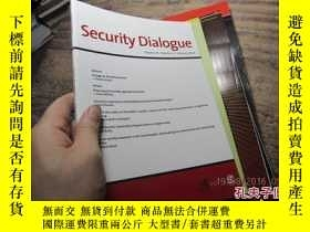 二手書博民逛書店security罕見dialogue volume 45 num