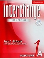 二手書博民逛書店《Interchange Student s Book 1A w