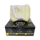 鼻恩恩BNN 3D立體 (素面黃色) 幼幼醫療口罩 (50入/盒) 台灣製造【2004267】