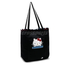 Converse 肩背包 Hello Kitty Tote Bag 黑 藍 紅 女款 托特包 聯名 【PUMP306】 10017306A01