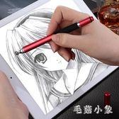 電容筆ipad細頭高精度觸控筆繪畫筆蘋果華為小米平板手機通用 ys7349『毛菇小象』