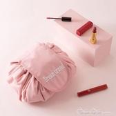 化妝包 旅行防水化妝包便攜大容量收納袋出差手提小號淑女化妝品袋洗漱包 西城