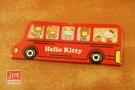 Hello Kitty 凱蒂貓 巴士便條貼 便利貼 MEMO貼 紅 958509