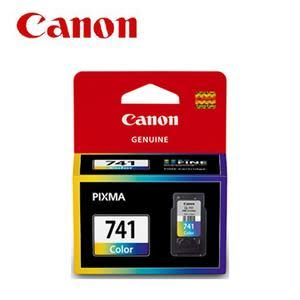 CANON ㊣原廠墨水匣 CL-741 彩色 適用:CANON MG2170/MG3170/MG4170/MX437/MX377/MX517