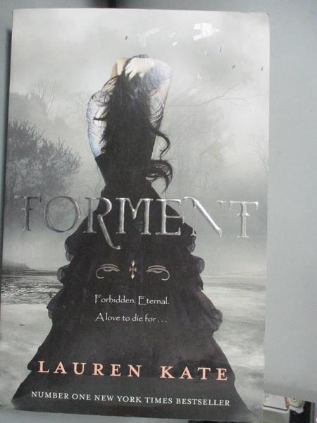 【書寶二手書T4/原文小說_HBR】Torment_Lauren Kate