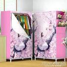 簡易宿舍單人衣櫥衣櫃 簡約現代多功能寢室...