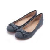 HUSH PUPPIES HEATHER 知性圓口平底鞋 湖藍 6183W115543 女鞋