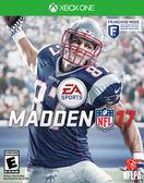 X1 Madden NFL 17 勁爆美式足球17(美版代購)