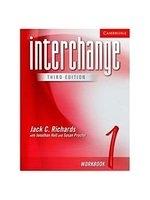 二手書博民逛書店 《Interchange 1 Workbook》 R2Y ISBN:0521601770│Richards