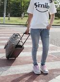 優惠兩天-出美國新貨 手提商務登機旅行包拉桿手提包M#-F410jy【限時八八折】