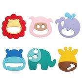 MARCUS&MARCUS 動物樂園感官啟發固齒玩具 88478