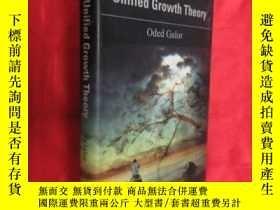 二手書博民逛書店Unified罕見Growth Theory (小16开,硬精装) 【详见图】Y5460 Galor, Ode