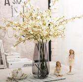 仿真花 新款客廳家居裝飾花假花絹花花藝裝飾花束擺件六支 BF10899『男神港灣』