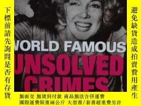 二手書博民逛書店Unsolved罕見Crimes (World Famous S.)Y13390 Colin and Damo