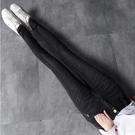 牛仔褲 牛仔褲女裝高腰好康推薦春秋季新款緊身顯瘦小腳褲內刷毛鉛筆長褲子百搭