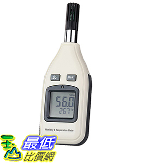 [美國直購] Digital Humidity and Temperature Meter