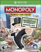 X1 Monopoly Family Fun Pack 地產大亨:家庭歡樂包(美版代購)