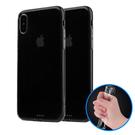 水漾 Apple iPhone Xs / iPhone X 精準開孔高透氣TPU軟殼