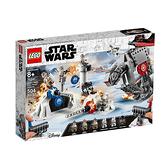 75241【LEGO 樂高積木】星際大戰 Star Wars-Action Battle Echo Base Defence(504pcs)