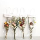 花束 尤加利勿忘我玫瑰向日葵干花ins送閨蜜女友生日禮物拍照