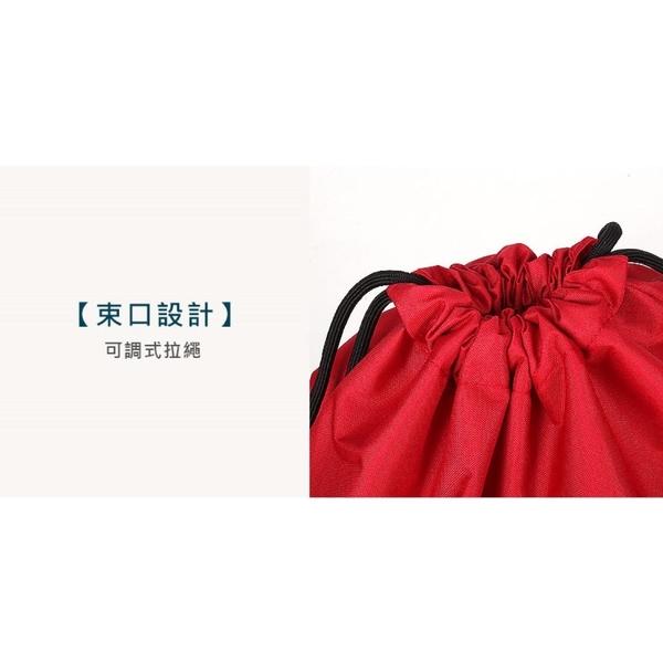 NIKE JORDAN 束口袋(飛人喬丹 後背包 雙肩包 肩背包 束口包≡體院≡ JD2113040AD-002