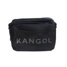 KANGOL 側背包 方包 黑色 6125170420 noC66