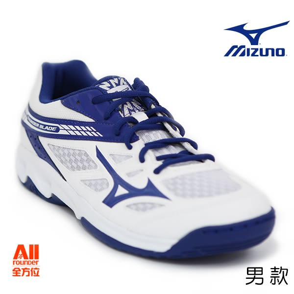 詹士 MIZUNO 美津濃 THUNDER BLADE 排球鞋 V1GA177014