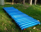 出口日本單人充氣墊防潮墊車載戶外野營床墊應急睡墊帳篷用品igo   酷男精品館