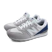 NEW BALANCE 996系列 運動鞋 復古鞋 灰/白 女鞋 窄楦 WL996BB-B no643