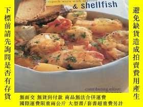 二手書博民逛書店FISH&shellfish:superb罕見ways with seafood;LINDA DOESSER;HE
