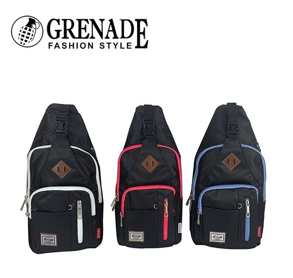 GRENADE 繽紛拉鍊休閒單/雙肩包 NO:G114-1