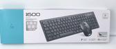 WiNTEK 文鎧 1600KM 無線鍵鼠組 多色可選  滑鼠 鍵盤