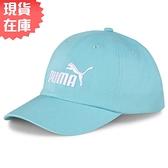 【現貨】PUMA 基本系列 老帽 棒球帽 帽子 藍【運動世界】02241638