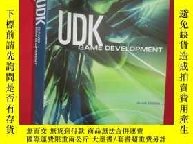 二手書博民逛書店UDK罕見Game Development (16開) 【詳見圖