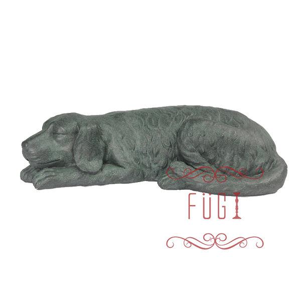 【富藝家飾】狗來富雕塑   居家擺飾品  店門口裝飾品