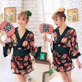 和服角色扮演服  cosplay  情趣日式和服性感睡衣(高檔品質)  8187