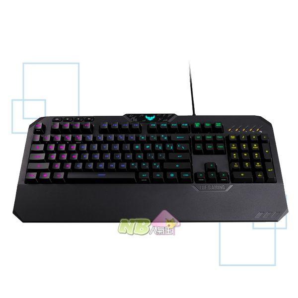 ASUS 華碩 TUF Gaming K5 電競 ROG 鍵盤