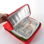 防水手提式成人分格餐盒專用保冷保溫飯盒袋    學生便當包飯盒包 七夕節禮物滿千89折下殺