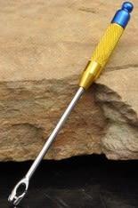 [協貿國際]  多功能雙針子線打結摘鉤器