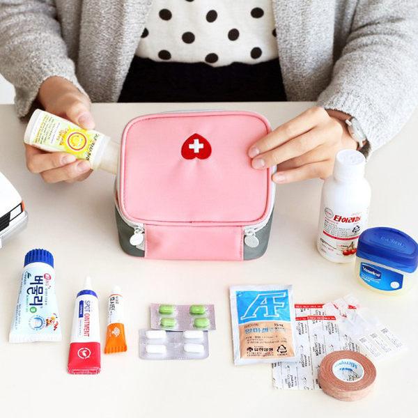 旅行藥品分格收納藥包