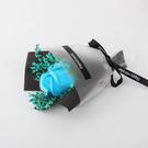 【BlueCat】Handmade乾燥水晶草 泡綿玫瑰 花束 婚禮小物 畢業禮物 禮品 贈品 人造花 情人節