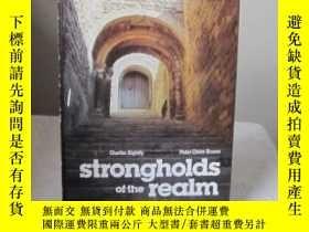 二手書博民逛書店Strongholds罕見of the Realm: Defen
