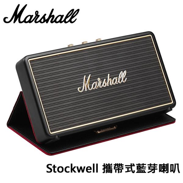Marshall Stockwell 攜帶式藍牙喇叭~皮套款 (另有單機款)