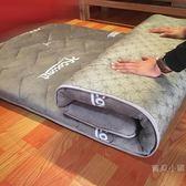 法蘭絨加厚加絨床墊床褥子墊被經濟型加厚珊瑚絨防滑冬季保暖墊背